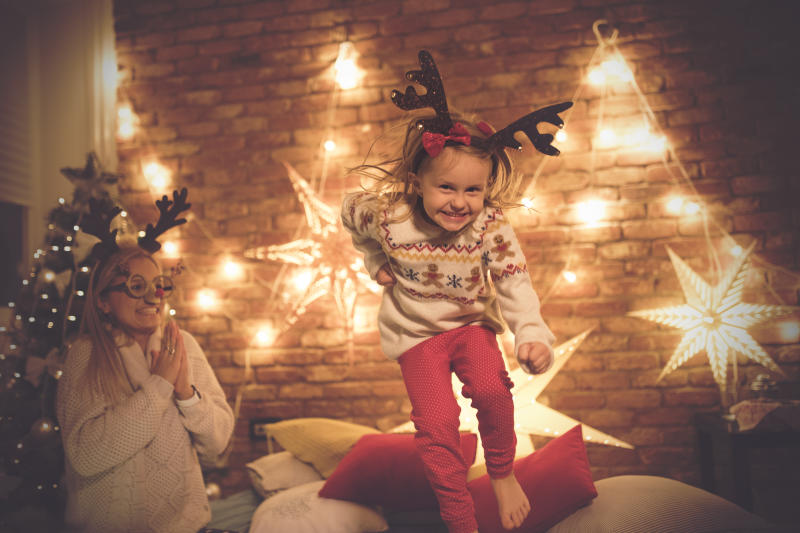 how to get your children to sleep on christmas eve - How To Go To Sleep On Christmas Eve