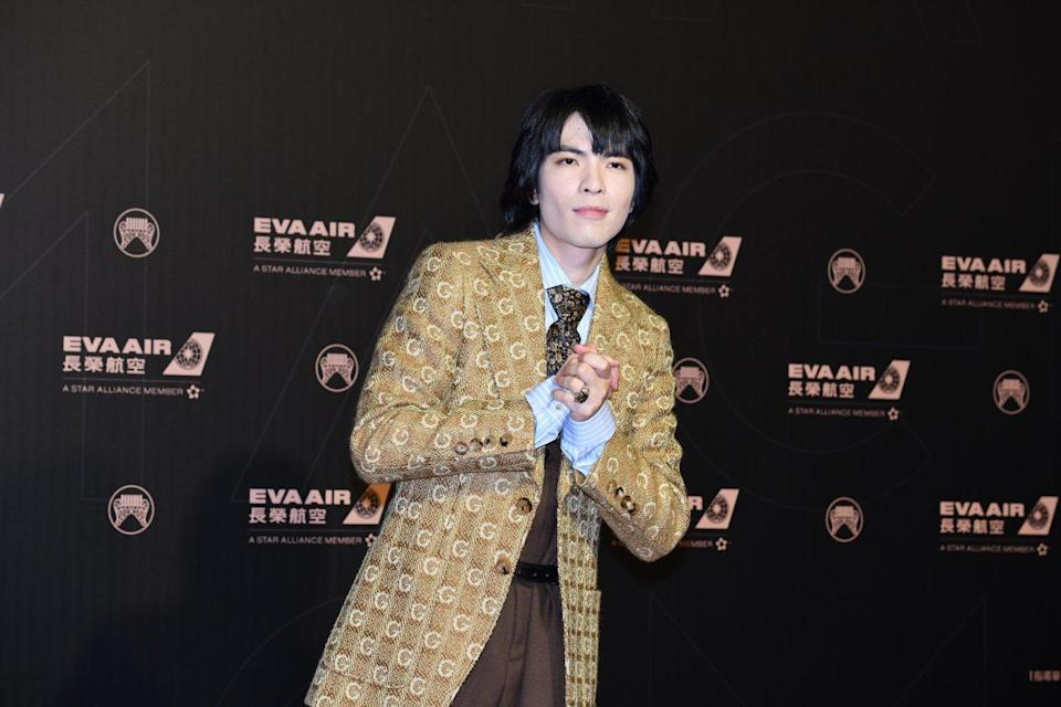 <p>Jam Hsiao is one of the artists in the superstar concert. (NOWnews)</p>