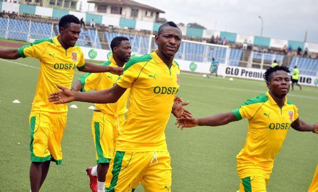 The Umuahia side have stated that they asked the fringe Super Eagles' player and others to leave because he couldn't live up to expectation.