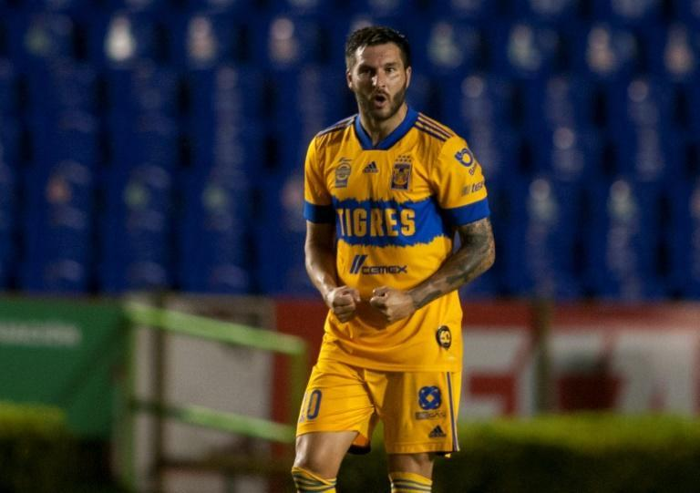 Andre-Pierre Gignac has enjoyed a prolific spell in Mexico with Tigres UANL