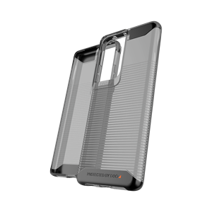 The Gear4 Havana case incorporates D3O into the top, bottom, and corners – the most critical areas – to protect against drops and impact forces