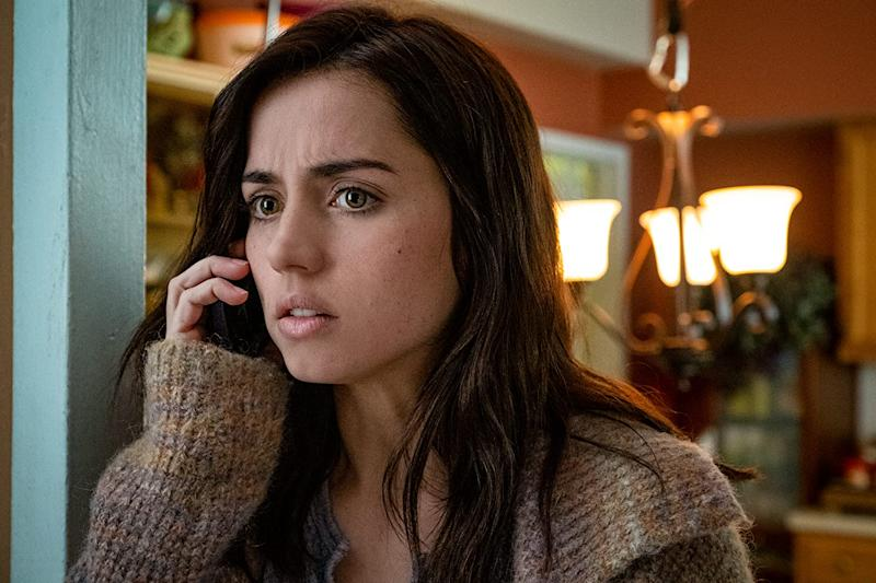 Ana de Armas as Marta in Knives Out (Credit: Lionsgate)