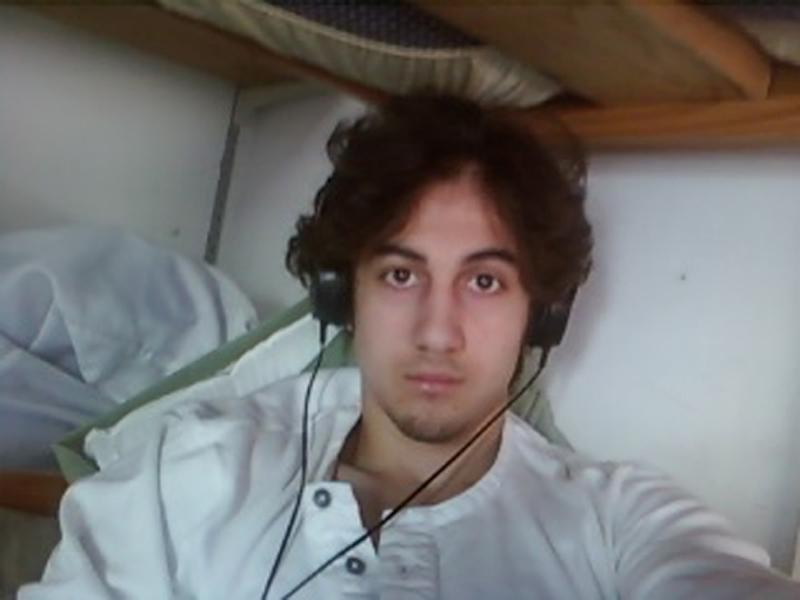 Boston bomber Dzhokhar Tsarnaev (pictured) is incarcerated at America's harshest maximum security prison, likened to hell on earth by former wardens and rights activists