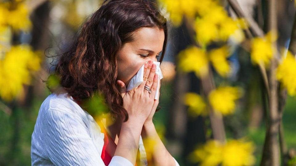 #HealthBytes: Most common causes of facial allergic reactions