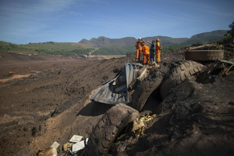 The January 25 collapse of the dam in Minas Gerais state, Brazil, killed hundreds of people and prompted multiple lawsuits against mining giant Vale