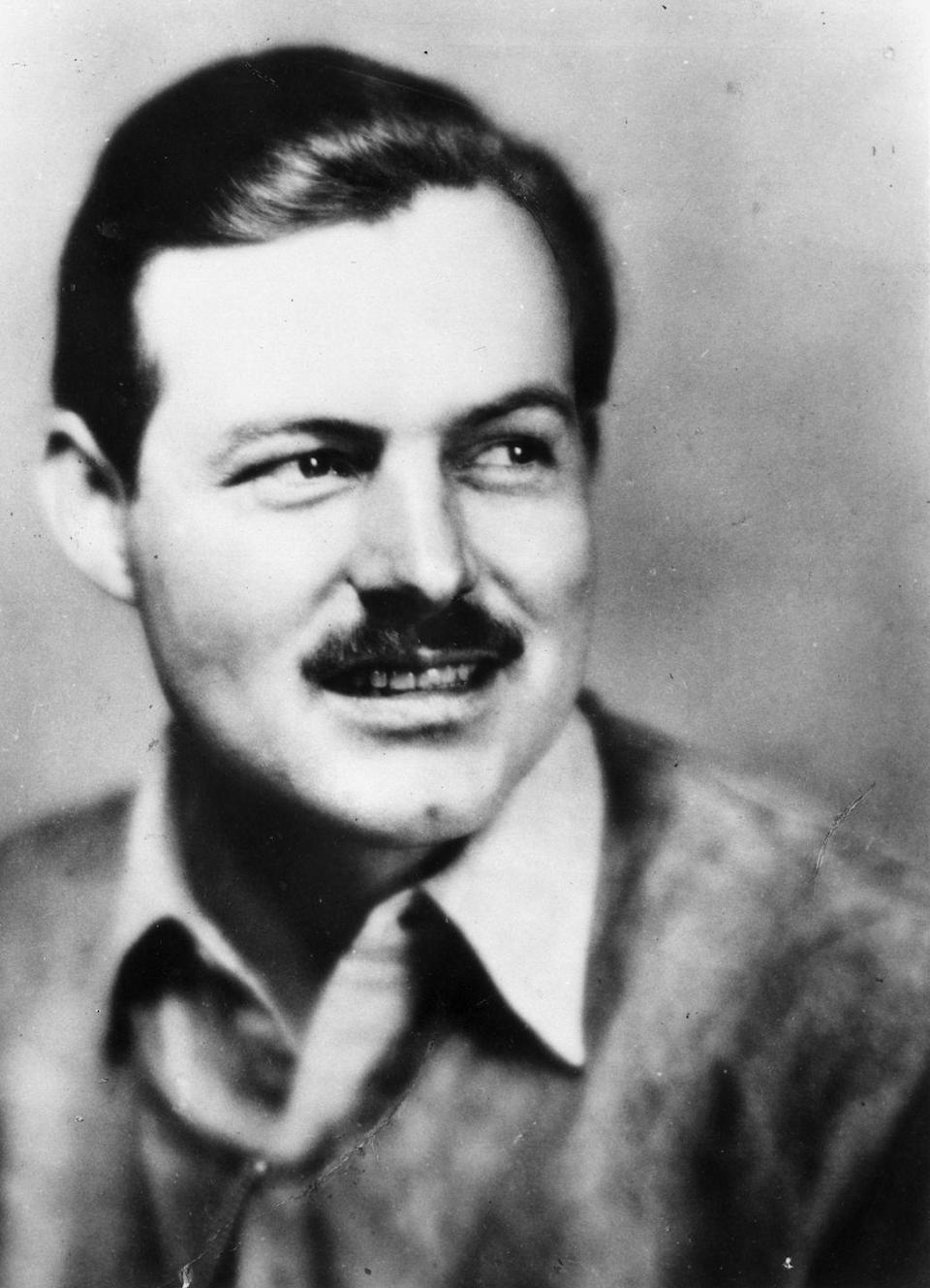 """<p>After his return to Chicago, Hemingway <a href=""""https://www.biography.com/news/ernest-hemingway-wives"""" rel=""""nofollow noopener"""" target=""""_blank"""" data-ylk=""""slk:met musician Hadley Richardson"""" class=""""link rapid-noclick-resp"""">met musician Hadley Richardson</a> in 1920. The couple got married in 1921 and moved to Paris, where he fell in with the American literary crowd, such as James Joyce, F. Scott Fitzgerald and Gertrude Stein. After two years, they moved to Toronto, where Hemingway <a href=""""https://www.thestar.com/news/insight/2016/09/19/how-hemingway-became-hemingway.html"""" rel=""""nofollow noopener"""" target=""""_blank"""" data-ylk=""""slk:worked for the Toronto Star"""" class=""""link rapid-noclick-resp"""">worked for the<em> Toronto Star</em></a><em>.</em></p>"""