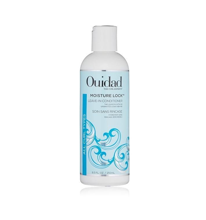 moisture lock leave in conditioner, best ouidad hair products