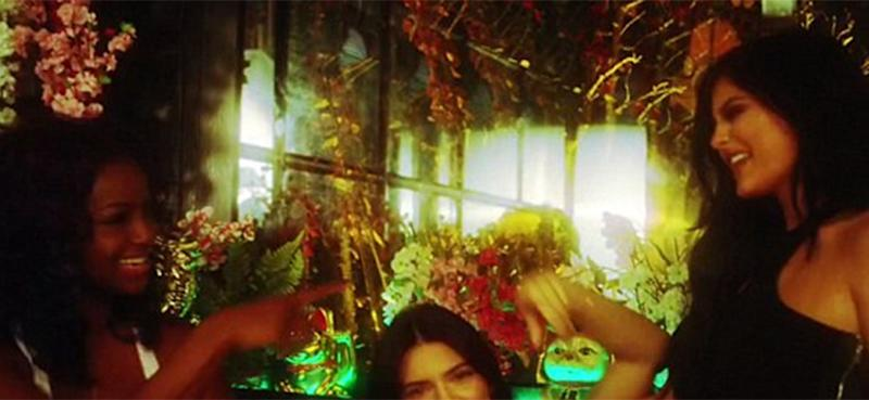 Kylie and Kendall Jenner awkwardly lip synch in new music video!