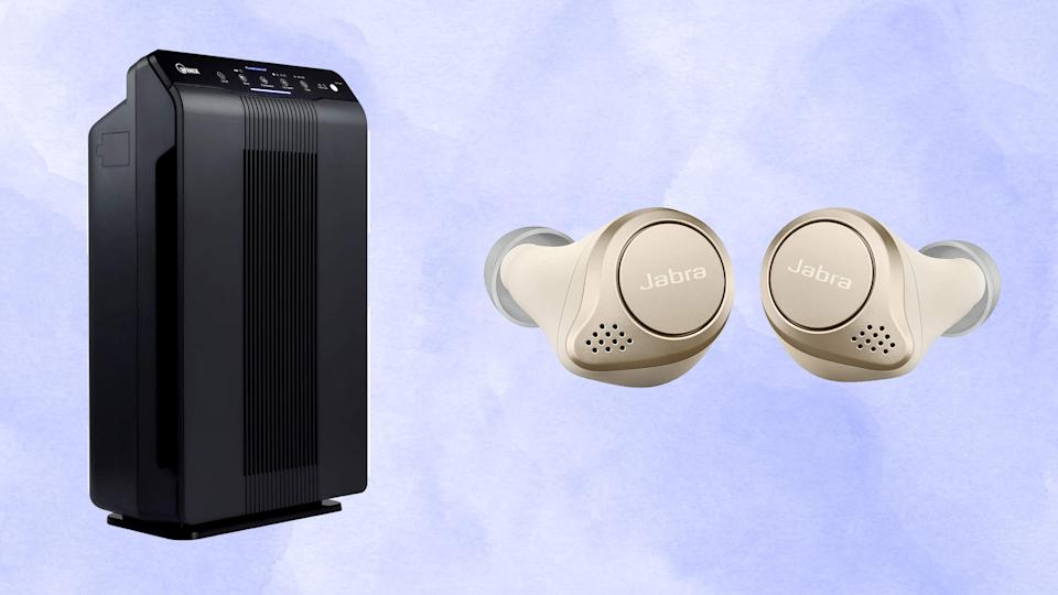 Whether you need a hefty air purifier or a compact pair of earbuds, Amazon deals have you covered for the best savings to swipe.