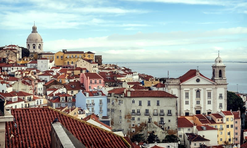 No. 7: Portugal Average cost per 100/km: $6.50 (Photo: AFP)