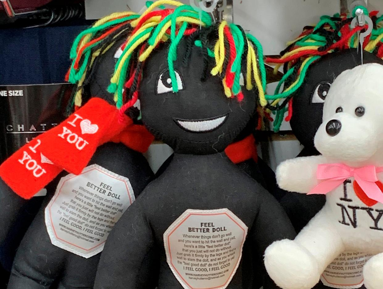 Black rag dolls meant to be abused are pulled from stores