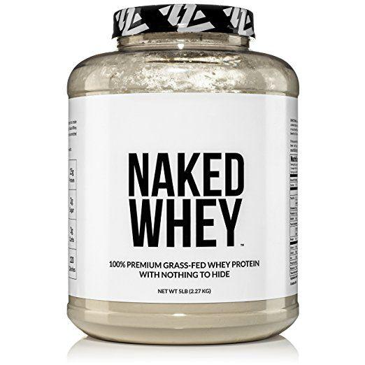 "<p>$85<br></p><p><a rel=""nofollow"" href=""https://www.amazon.com/NAKED-WHEY-Grass-Protein-Powder/dp/B00NBDMN8U?th=1"">SHOP NOW</a><br></p><p>Some companies tout their protein powder as healthy, but when you look at the ingredient list, you see additives and artificial flavorings. That's not the case here, which is why Pallinski-Wade is a fan. ""It contains just one ingredient  -  whey protein,"" she says. The fact that it's grass-fed is another positive. Many nutritionists recommend foods from <a rel=""nofollow"" href=""https://www.womansday.com/health-fitness/nutrition/a59364/red-meat-healthy-tips/"">grass-fed animals</a> since these options contain more of the essential nutrients our bodies need. In the case of whey, the protein powder will have more <a rel=""nofollow"" href=""https://www.womansday.com/food-recipes/food-drinks/g2176/hearty-healthy-recipes/"">heart-healthy</a> omega-3 fatty acids.</p><p>Protein per serving: 25g</p>"