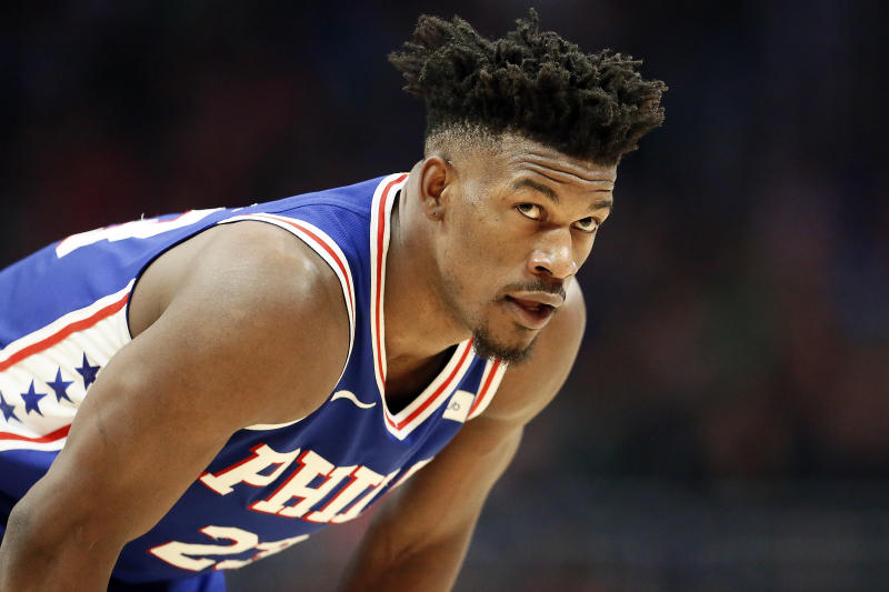 Agent denies Butler friction with Sixers coach Brown