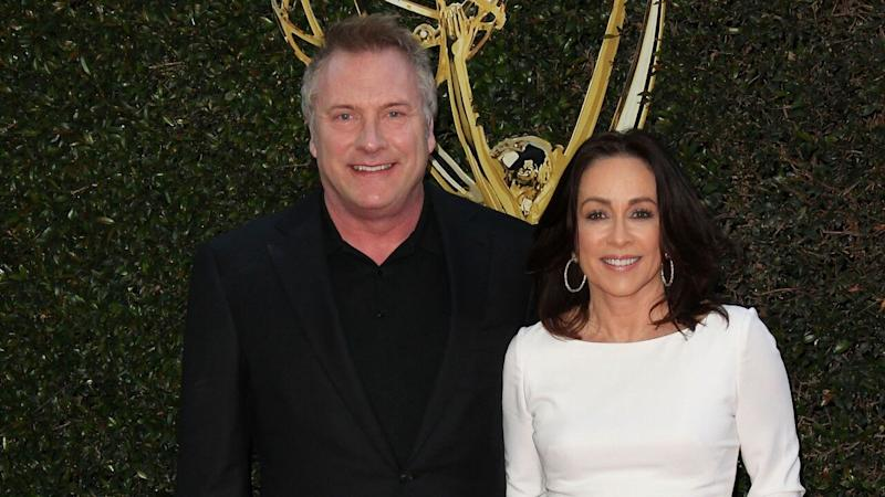 Patricia Heaton's Husband David Hunt Accused of Inappropriate Touching by 'Carol's Second Act' Writer