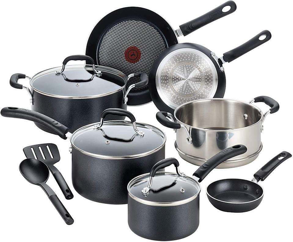Ready for an entirely new set of pots and pans? (Photo: Amazon)