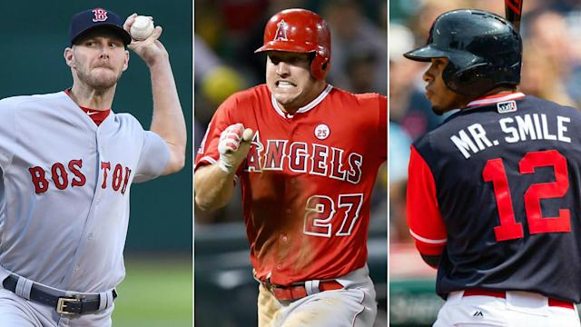 In the American League, it's pretty much a one-Astro race for MVP.