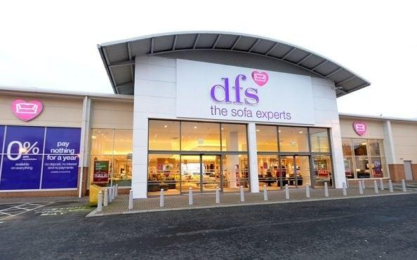 DFS cheers sales bounce back