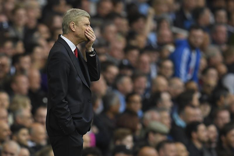 Arsene Wenger: Arsenal are ready to 'suffer' to beat Manchester United