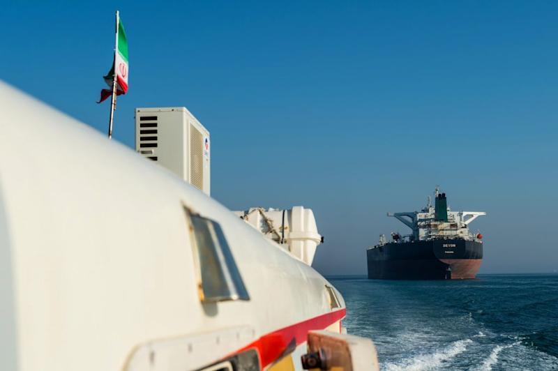 Iran asks Chinese oil buyers to maintain imports after US sanctions