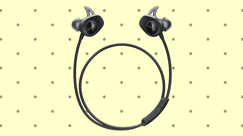 Save $30—Bose SoundSport. And this is the all-time lowest price too. (Photo: Bose)