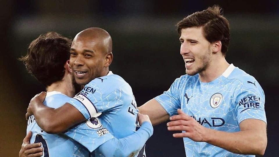 Stat attack: Manchester City
