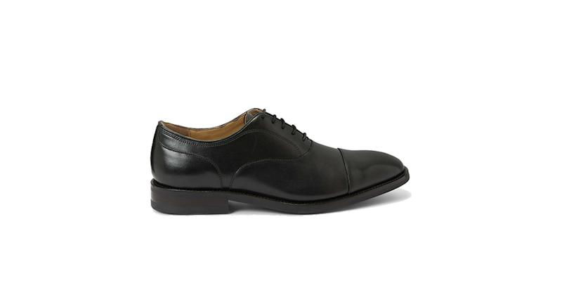 Glympton Leather Oxford Shoes