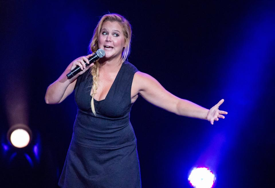 Amy Schumer Changed Her Son's Name & Reveals the Reason Why