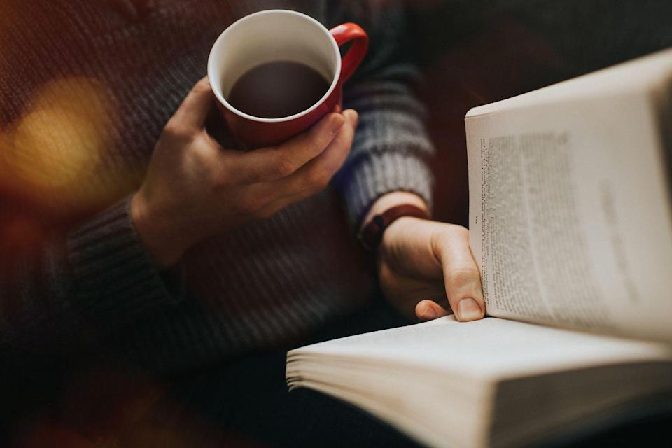 <p>Love to read? Love being outside? Why not create a spring-themed book club? It's the perfect excuse to get lost in a book and spend some time outdoors. Plus, you could transition the book club for each season.</p>