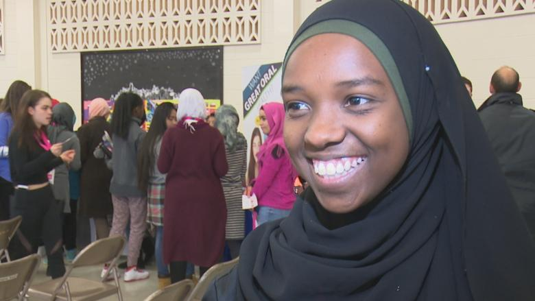 Girls-only career day encourages, empowers young women in Windsor