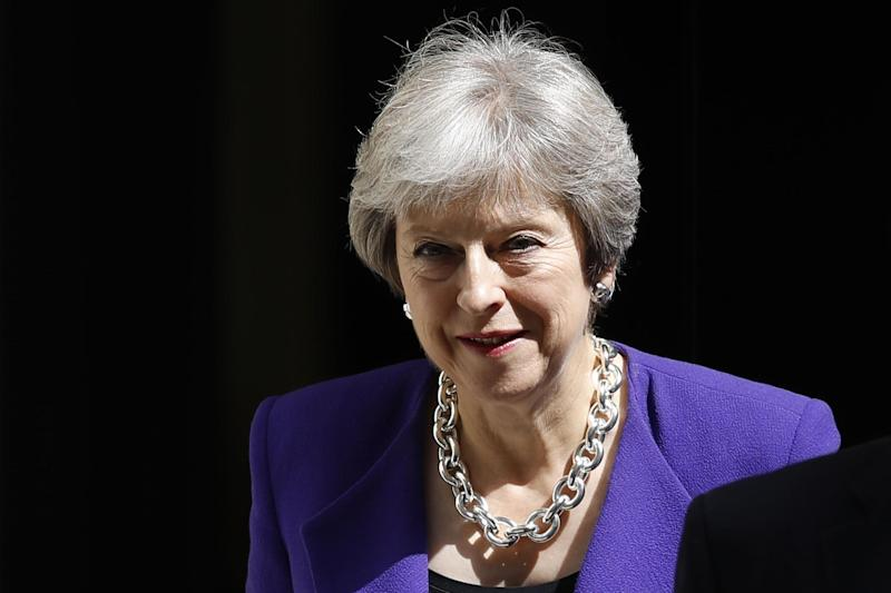Theresa May has set out plans for an extra £20.5 billion in health spending by 2023: AFP/Getty Images