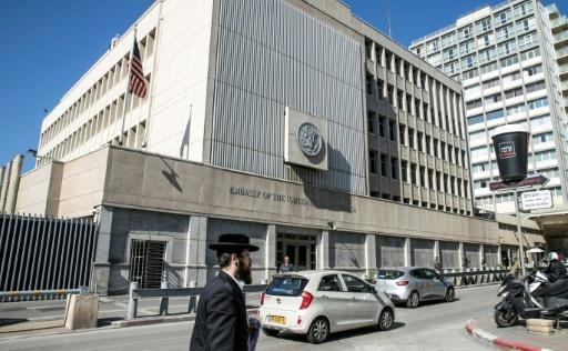 Trump will not move US embassy to Jerusalem for now