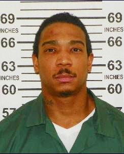 """In this Feb. 1, 2013, photo provided by the New York State Department of Corrections and Community Supervision, Jeffrey Atkins, also known as the rapper """"Ja Rule"""" is shown. Atkins, who served 20 months of a two-year state sentence for gun possession at Mid-State Correctional in Marcy, N.Y., will be released directly into federal custody on Thursday, Feb. 20, to serve a 28 month sentence for tax evasion. (AP Photo/New York State Department of Corrections and Community Supervision)"""
