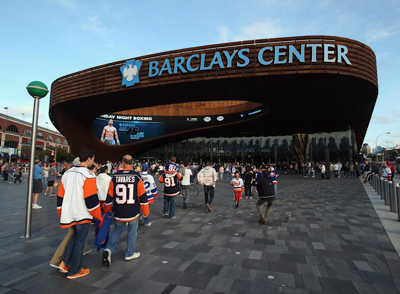 hot sale online 05745 92b75 How Islanders plan to draw more fans to Brooklyn