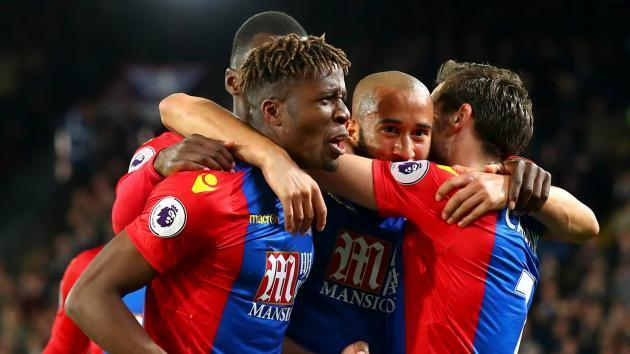 'These people proper love me' - Zaha on Crystal Palace fans