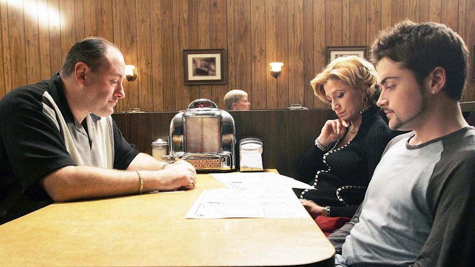 The Sopranos on HBO Max