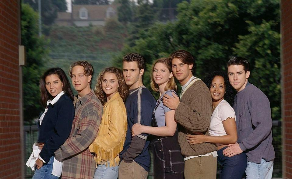 <p>Guys, this show literally lasted only 10 episodes on NBC in 1996. Which is kinda wild considering it was about angsty teen high school drama in L.A. and starred Keri Russell. Like, what more do you want, world? I cannot for the life of me figure out a way to stream this, so if you can, I salute ya. </p>