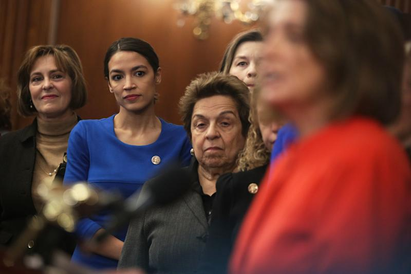 What's Happening Between Pelosi and the Party's Progressive Flank?