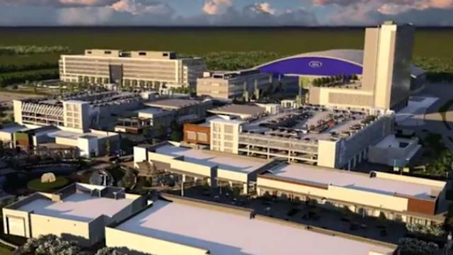 The team's new facility in Frisco, Texas is expected to cost more than AT&T Stadium and its features are dazzling.