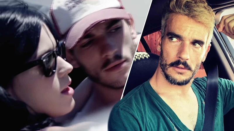 Katy Perry S Dancer In Teenage Dream Video Accuses Her Of Sexual