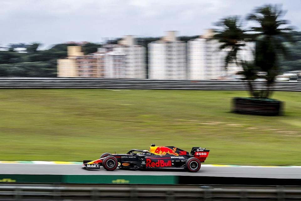 Red Bull-Honda straightline speed surprises rivals
