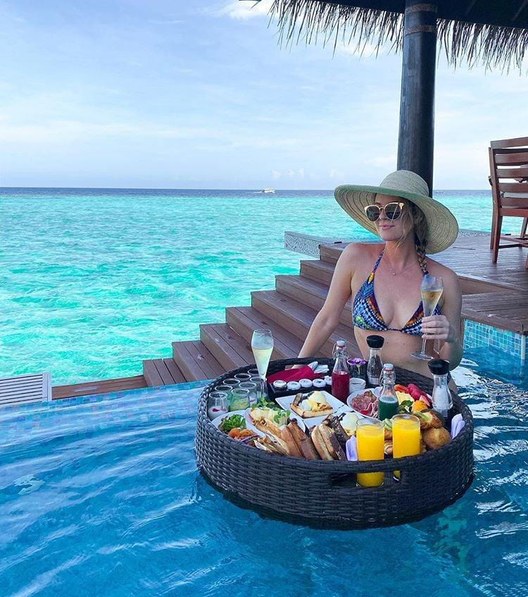 """<p>The 5-star <a href=""""http://www.anantara.com/en/kihavah-maldives"""" target=""""_blank"""" class=""""ga-track"""" data-ga-category=""""Related"""" data-ga-label=""""http://www.anantara.com/en/kihavah-maldives"""" data-ga-action=""""In-Line Links"""">Anantara Kihavah</a> is the best option for a magical honeymoon because of the spacious private villas, in-room spa treatments, overwater bar, yacht sailings, and the coolest fine dining in the hotel's underwater restaurant called <a href=""""http://www.anantara.com/en/kihavah-maldives/restaurants/sea"""" target=""""_blank"""" class=""""ga-track"""" data-ga-category=""""Related"""" data-ga-label=""""http://www.anantara.com/en/kihavah-maldives/restaurants/sea"""" data-ga-action=""""In-Line Links"""">SEA</a>. The luxurious overwater villas are perfect for a honeymoon, which come with a private butler or as the Maldivians call it, a """"Thakuru."""" Newlyweds can experience anything from enjoying lunch on a private sandbank surrounded by the stunning blue lagoon or choosing any movie to watch outside under the stars with a huge screen, popcorn, and chocolate-covered strawberries.</p>"""