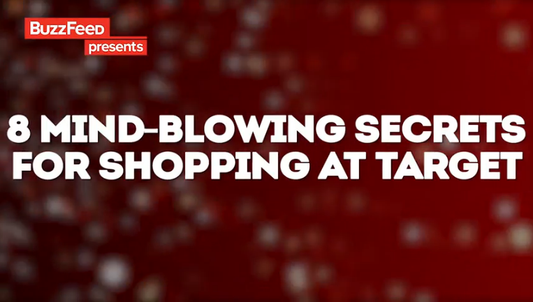 8 secrets for shopping at Target that you need to know
