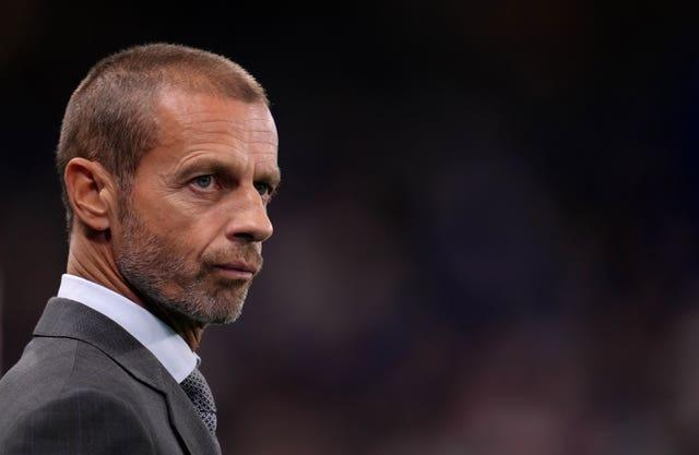 UEFA president Aleksander Ceferin said European countries could boycott the World Cup if FIFA pushed through the proposals