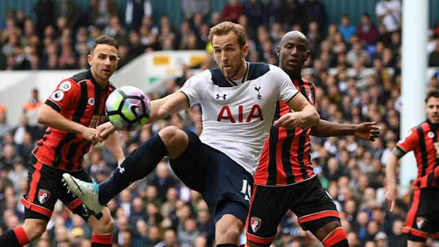 Victory over Chelsea in the FA Cup semi-final will see Tottenham throw the Premier League title race into further doubt, says Harry Kane.
