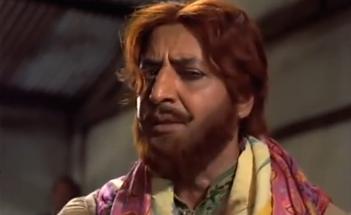 The film that opened the path of stardom for Amitabh Bachchan also gave Pran one of his most well-known roles ever – the lion-hearted Afghan, Sher Khan.