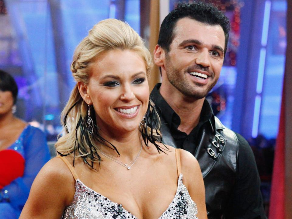 kate gosselin and tony dovolani dancing with the stars swts