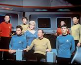 """Creator Gene Roddenberry's unique utopian vision of the final frontier, the original <a href=""""/star-trek/show/33812"""" data-ylk=""""slk:&quot;Star Trek,&quot;"""" class=""""link rapid-noclick-resp"""">""""Star Trek,""""</a> (1966-1969) was unlike anything television had ever seen, introducing viewers to the iconic Captain James T. Kirk, pointy-eared Vulcan Mr. Spock, Dr. Leonard """"Bones"""" McCoy, and the rest of the intrepid crew of the starship Enterprise, boldly going """"where no man has gone before."""" Succumbing to low ratings, the show's voyages lasted only three seasons, but later gained an immense cult following in syndication."""