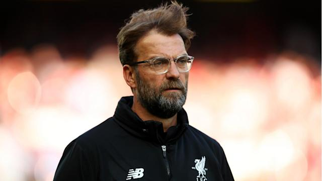 Jurgen Klopp's anger from Liverpool's draw at West Brom was nowhere to be seen after Stoke City played out a stalemate at Anfield.