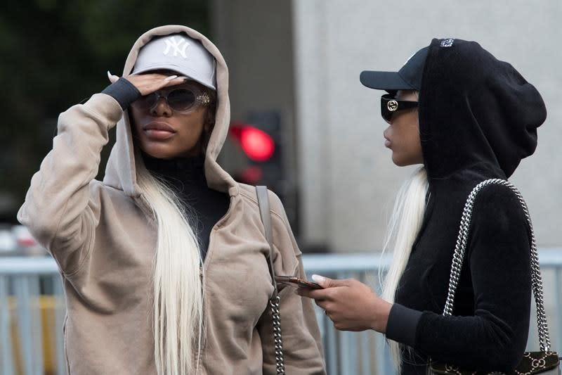 Shannade Clermont from 'Bad Girls Club' charged in theft