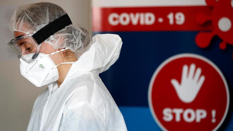 Covid-19: France records new all-time high of nearly 19,000 cases in 24 hours